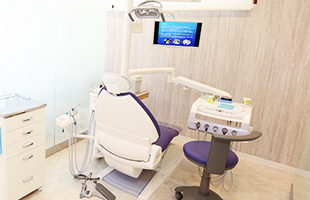 むし歯治療のイメージ
