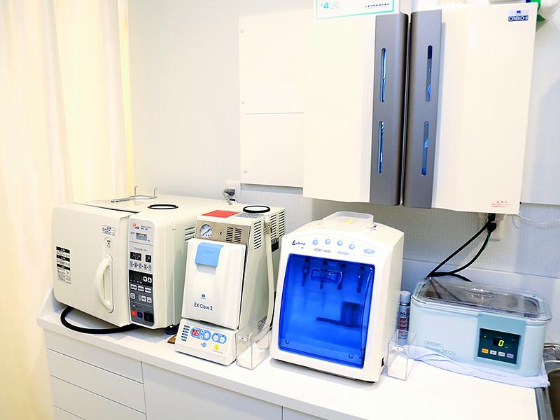 感染症対策設備機器